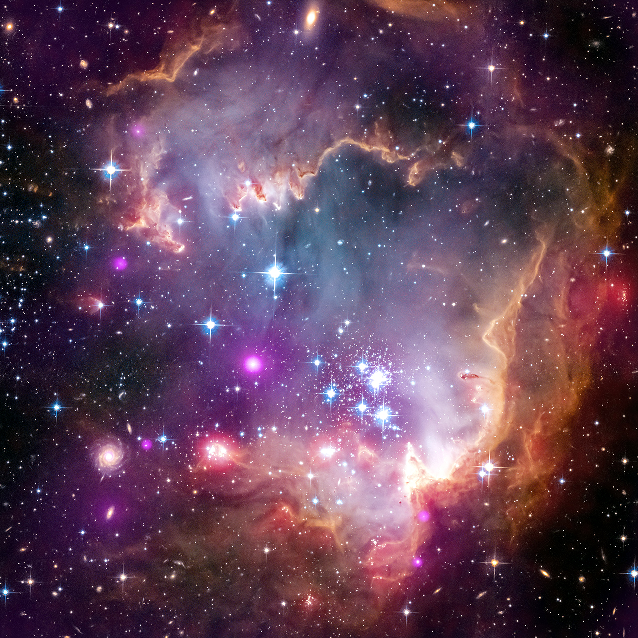 Small-Magellanic-Cloud